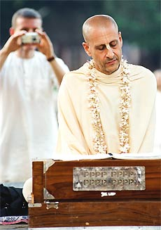 Radhanath-Swami Stay Strong Project