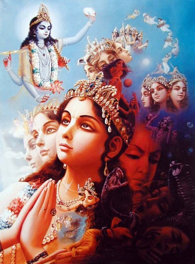 The Gods of Hinduism